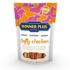WINNER PLUS DogSnack Softy Chicken - Лакомство для собак с курицей